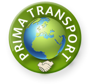 Prima Transport Logo